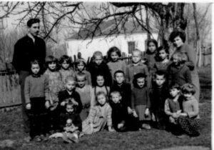 Подручна одељења - Орашац